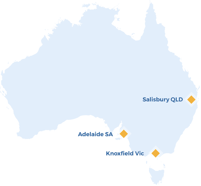 Solar Training locations, Adelaide, Melbourne, Brisbane